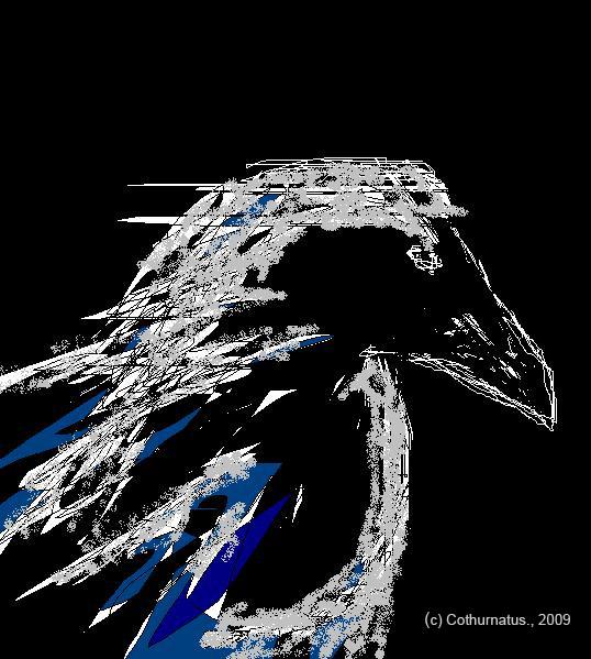Cothurnatus - Raven