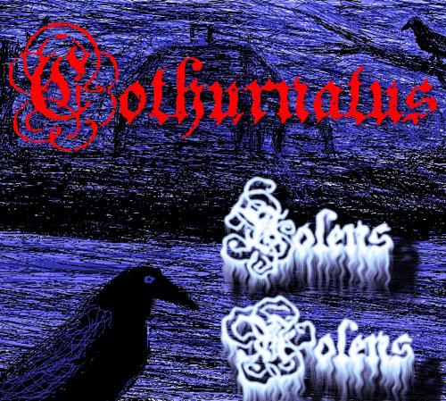 Cothurnatus - Volens Nolens (demo) 2008 CD cover
