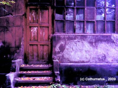 Cothurnatus - Gothic Veranda