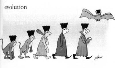 Готическая эволюция