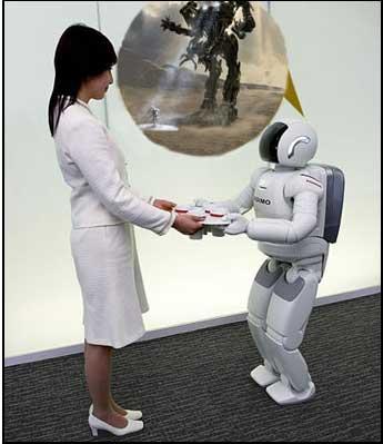 О чем мечтают роботы?