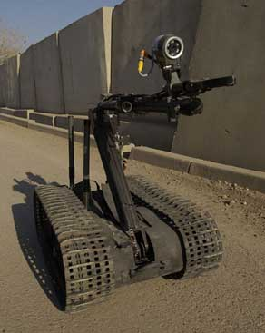 Робот-солдат Talon