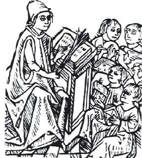 Школа в Средневековье
