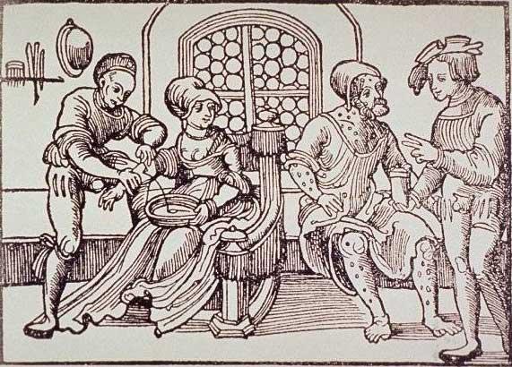 Медицина в Средние Века