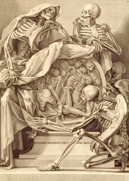 Анатомия в Средние Века 2