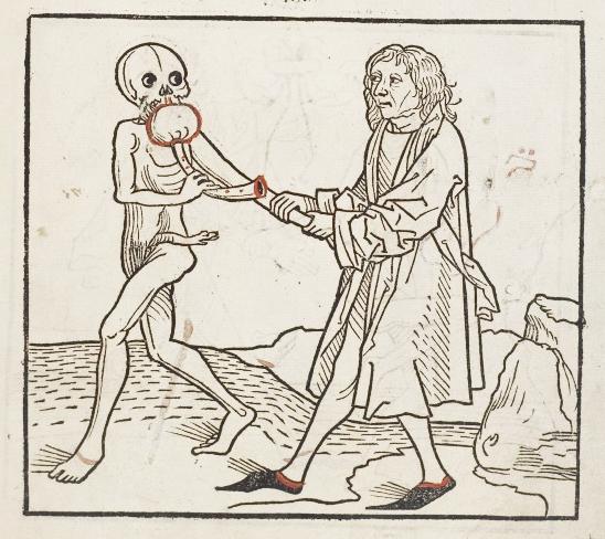 Смерть в эпоху Средневековья
