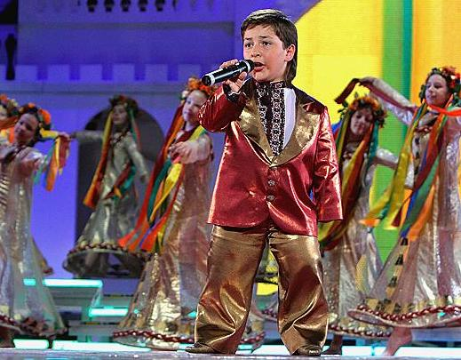 Представитель Украины на Junior Eurovision 2009 - Андроник Алексанян