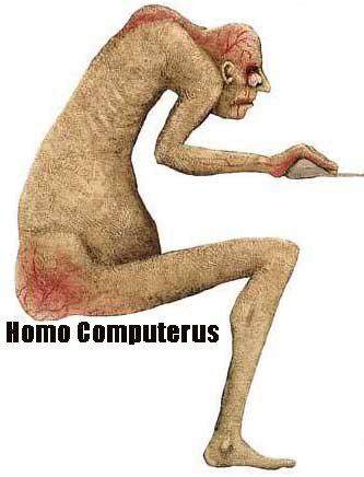 Человек Компьютерный - Homo Computerus