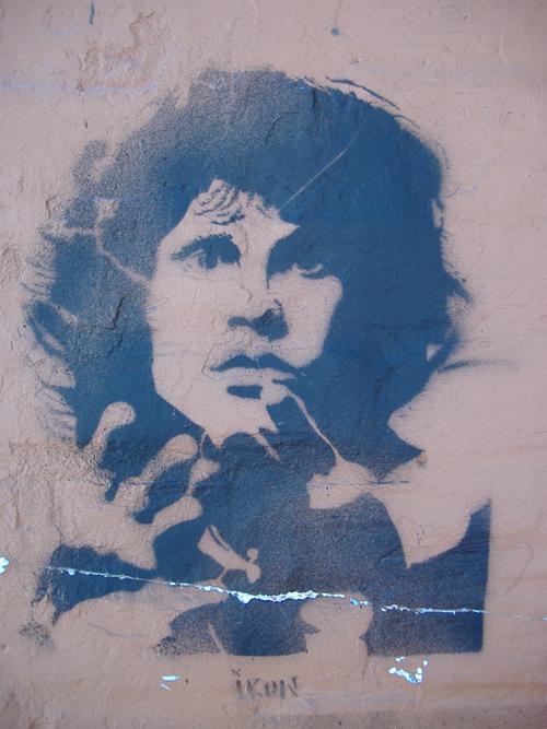 Бессменный лидер The Doors...