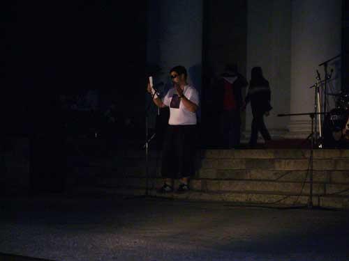 Я во мраке ночи :-)))