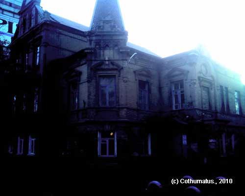 Cothurnatus - T.B. Clinic