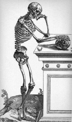 Средневековые размышления о смерти